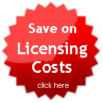 Save on Licensing Costs